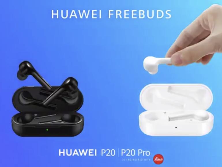 freebuds huawei kopiert mit seinen kabellosen kopfh rern. Black Bedroom Furniture Sets. Home Design Ideas