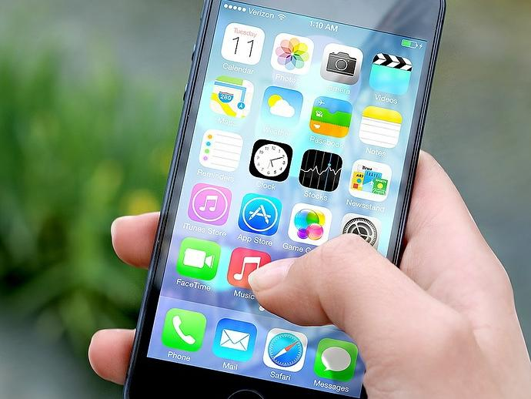Das iPhone bedienen und es zu berühren – demnächst Geschichte?