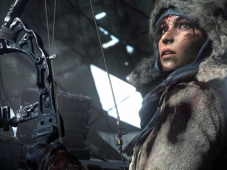 Screenshot aus Rise of the Tomb Raider