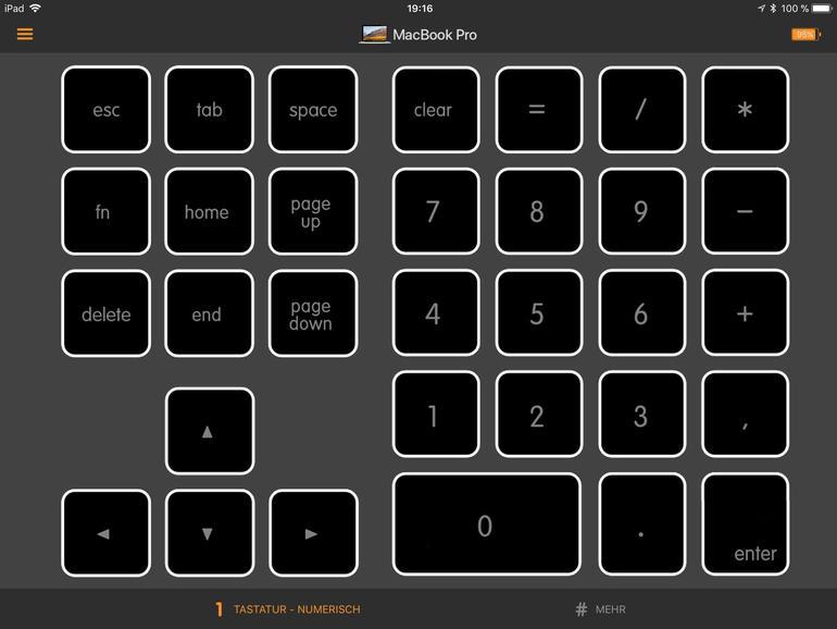 Complete Essentials for Mac 2018 auf dem iPad