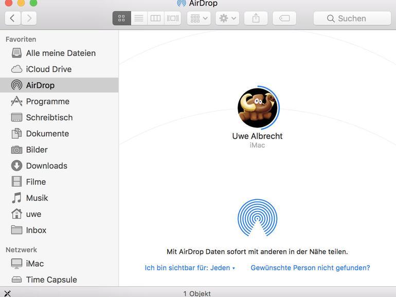 Dateien unter Windows öffnen Mac Life