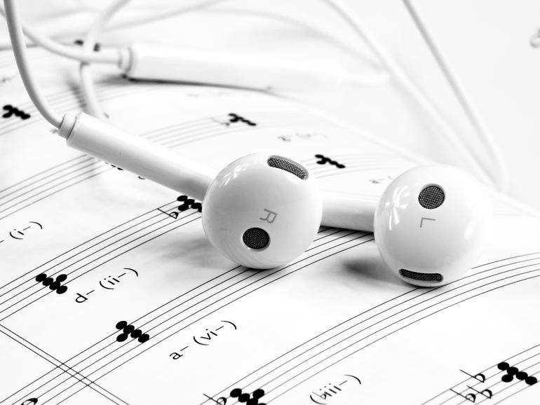 Apple macht mit Musik ein gutes Geschäft