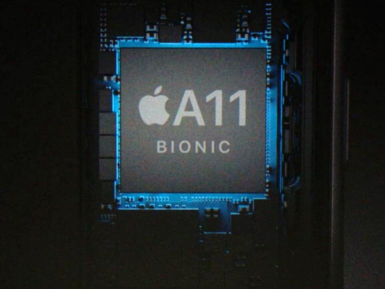 Apple A11 Bionic im iPhone X