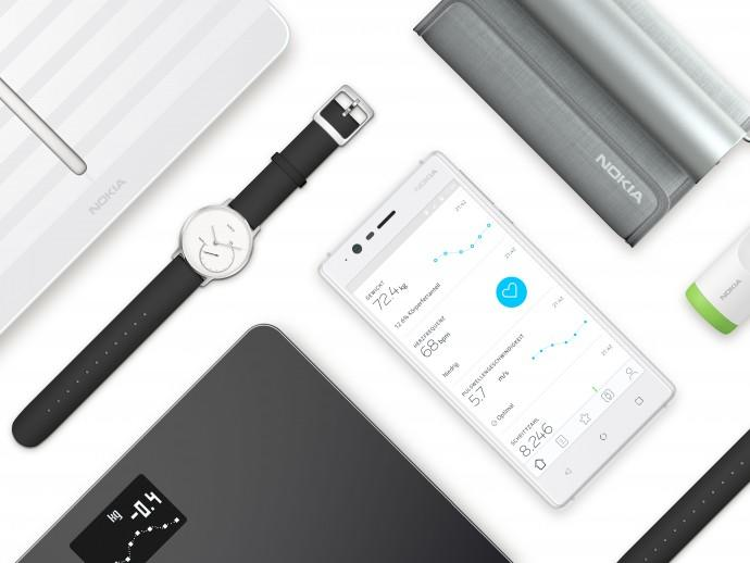 Withings-Produkte