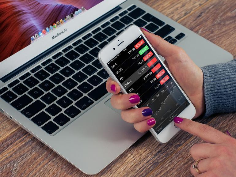 Apple-Aktie macht Anleger froh