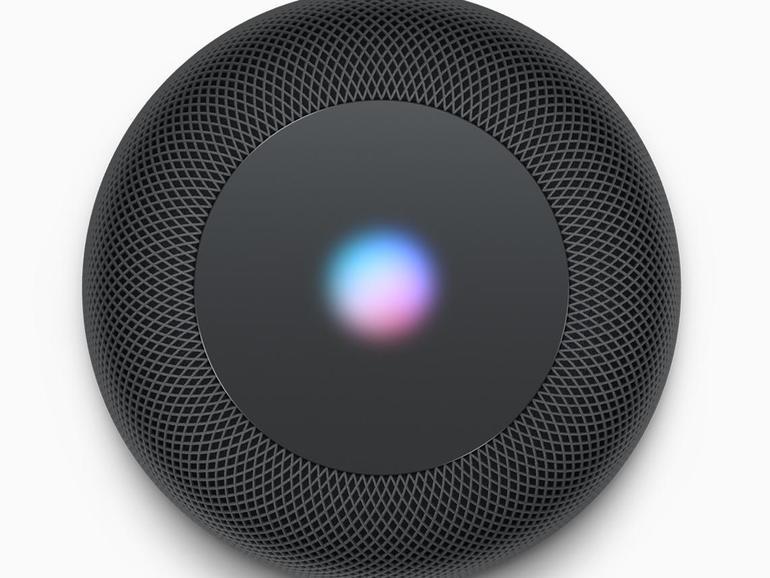 Siri könnte auf dem HomePod schon bald den Kalender bedienen