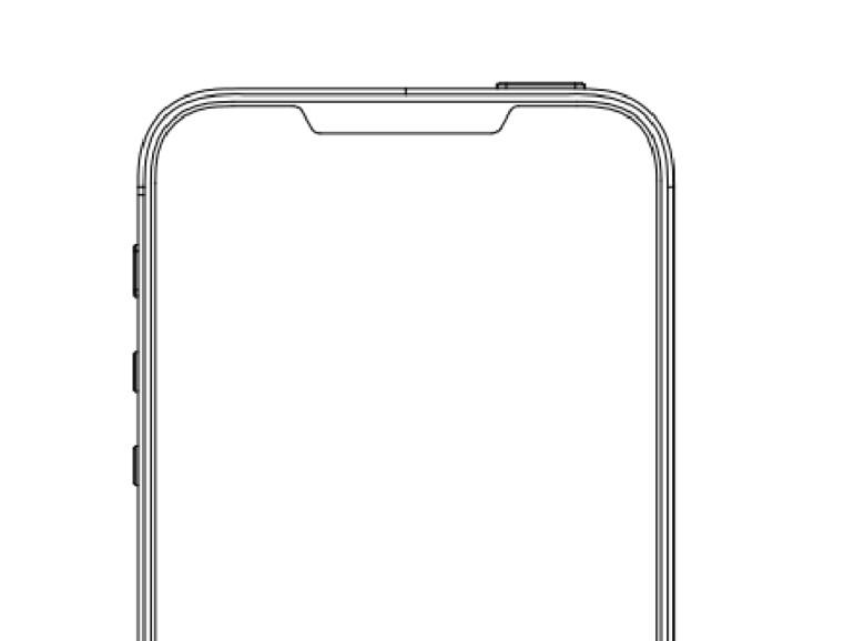 Das iPhone SE 2 soll ein randloses Display mit der vom iPhone X bekannten Aussparung erhalten