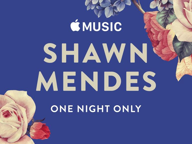 Shawn Mendes – One Night Only