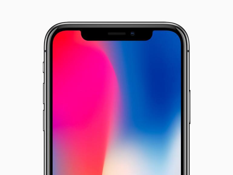 Jetzt auch preisgekrönt: Das Display in Apples iPhone X