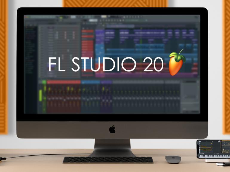 Musikproduktion mit FL Studio 20 jetzt auch am Mac