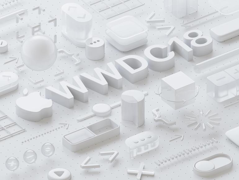 Grafik zur WWDC 2018