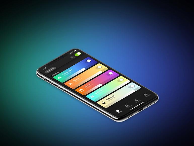 Version 3.0: Philips überarbeitet das Nutzerinterface und integriert neue Lichtszenen