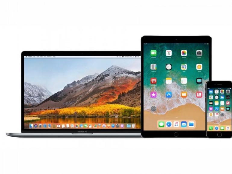 Öffentliche Betas von iOS 11.4.1, tvOS 11.4.1 und macOS 10.13.6 sind da