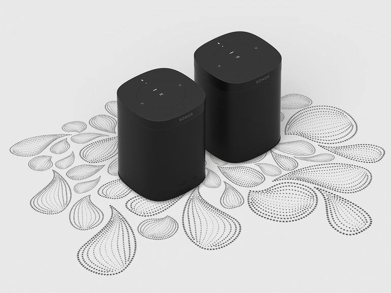 Zwei Sonos One zum Preis von einem HomePod