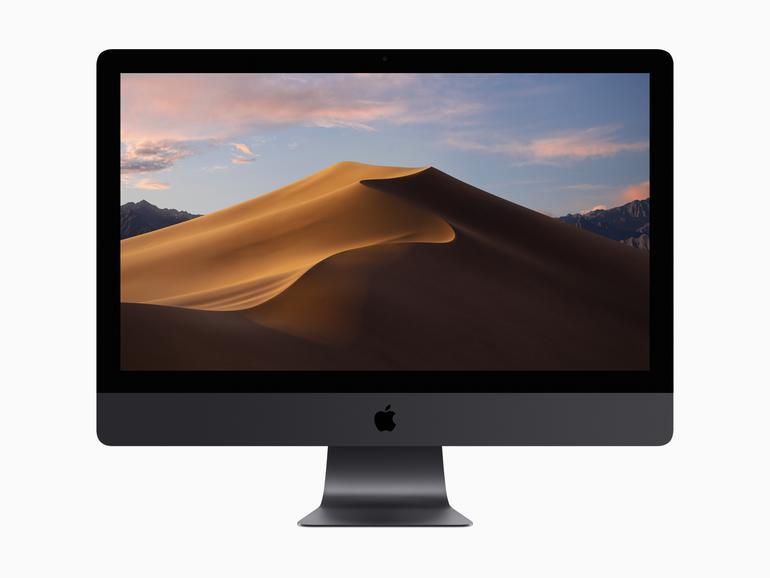 macOS Mojave auf dem iMac Pro