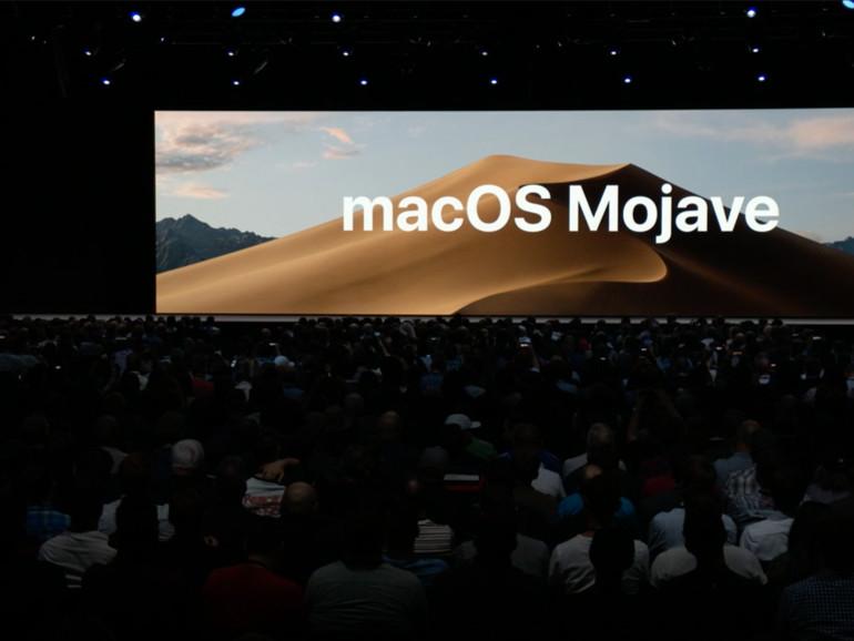 Apple stellt macOS Mojave allen vor, aber nicht alle bekommen es