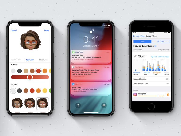 Diese Funktionen versteckt Apple in iOS 12