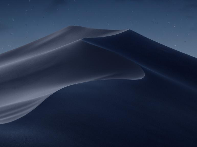 Hintergrund von macOS Mojave