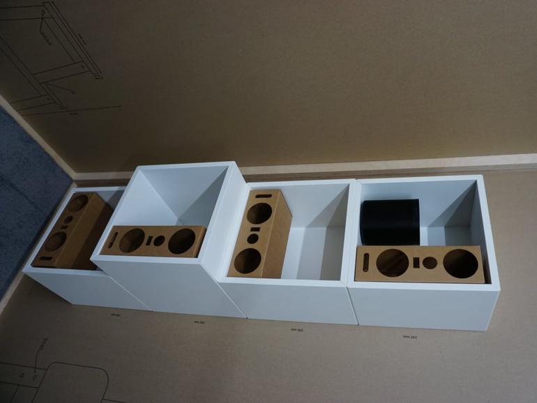 Der Lautsprecher soll sich natürlich auch gut mit Ikea-Möbeln kombinieren lassen
