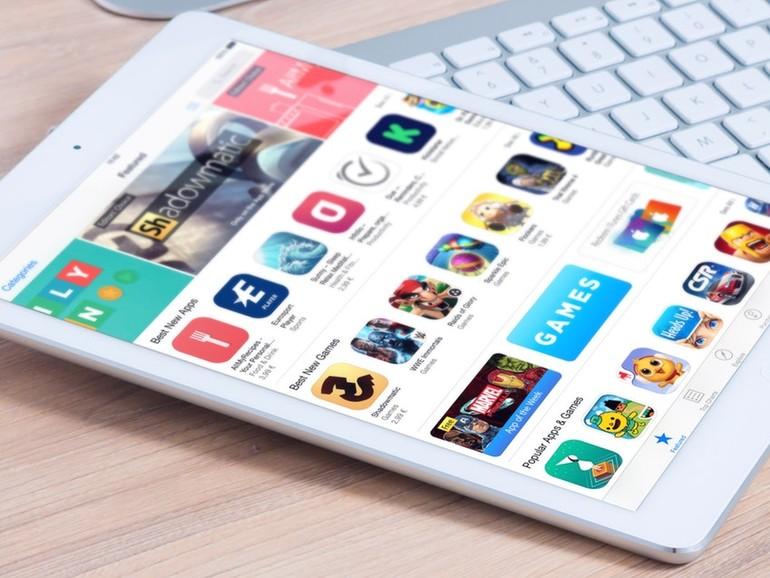 Testversionen im App Store sind möglich, aber umständlich