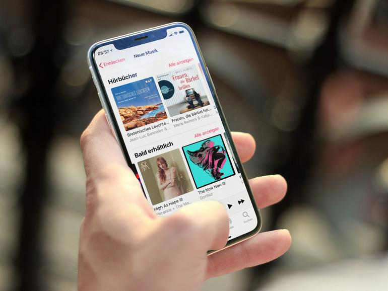 Apple Music erhält Vorbestell-Funktion für neue Alben