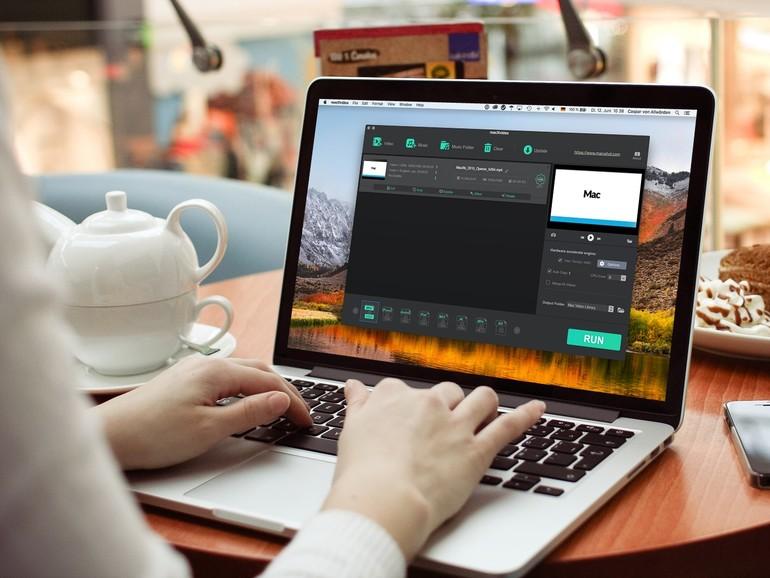 Auch 4K-Videos sollen sich mit macXvideo relativ einfach und schnell bearbeiten lassen