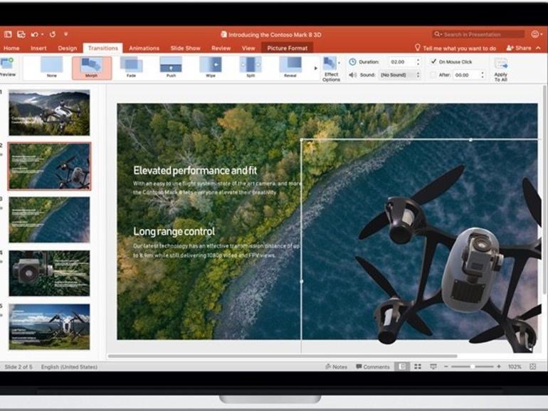 Microsoft stellt Office 2019 für Mac als Preview vor