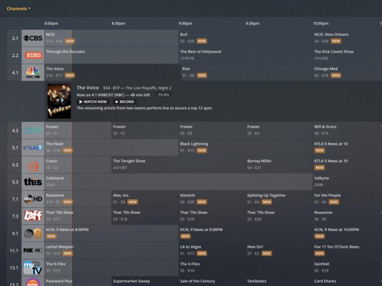 Plex kündigt neue Live-TV-Ansicht für tvOS- & iOS-Apps an
