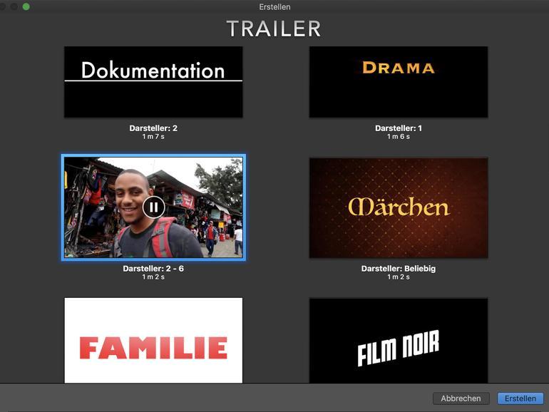 Urlaubsfilme mit iMovie - so geht's!
