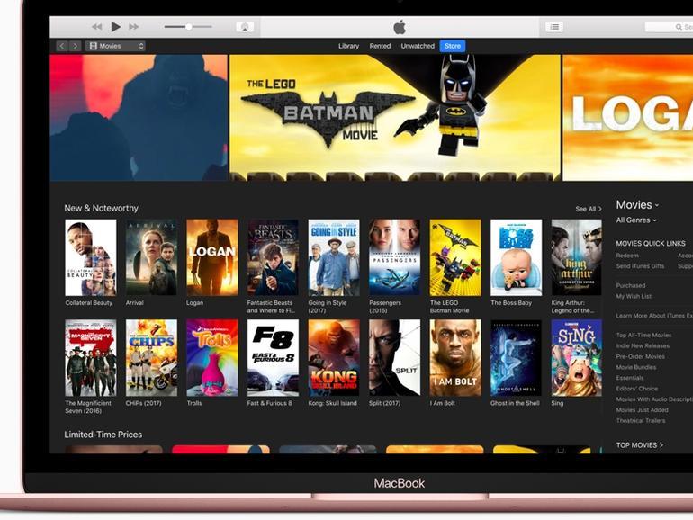 Apple plant Medienflatrate für Musik, Video und Magazine