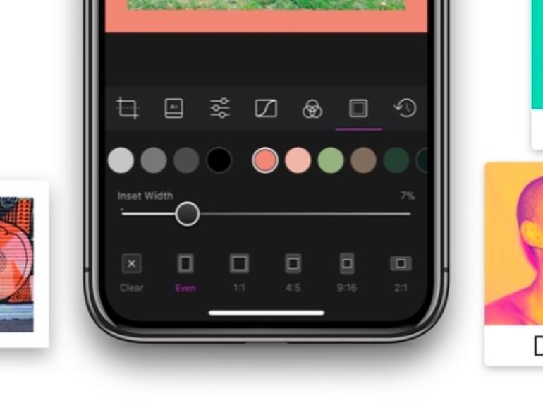 Darkroom erhält neues Rahmen-Tool, Duotone-Filter Pack und Verfeinerungen