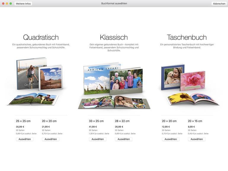 Die Fotos-App im Einsatz: So haben Sie Apples Fotostudio voll im Griff
