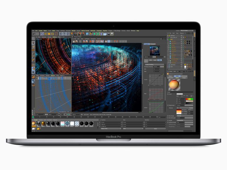 Das neue MacBook Pro 2018 bietet noch mehr Leistung