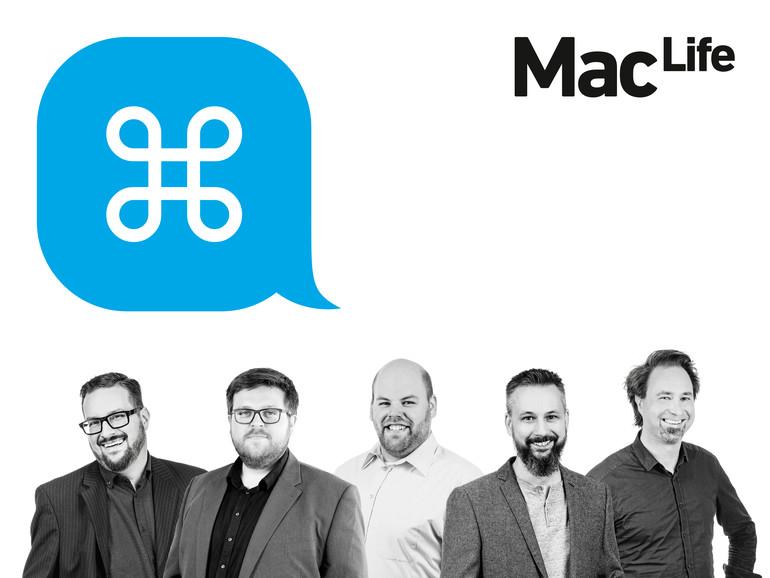 Die Mac-Life-Redaktion bespricht nun wieder monatlich Themen aus dem Apple-Kosmos
