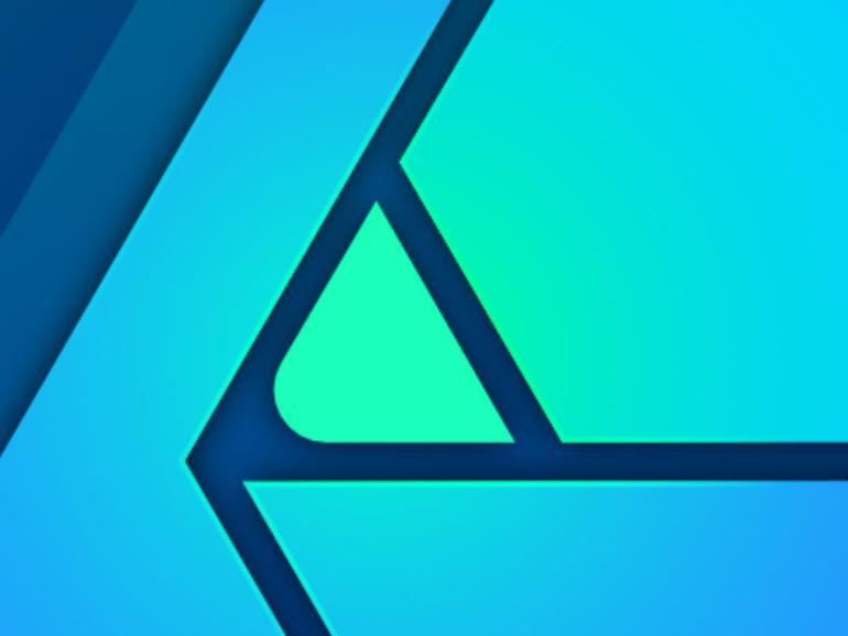 App-Logo von Affinity Designer fürs iPad