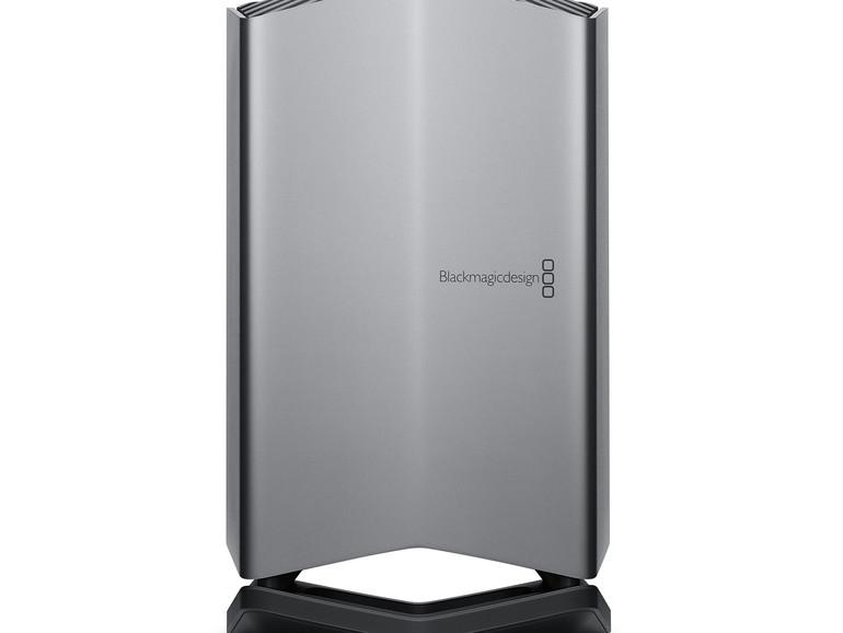 eGPU von Blackmagic Design mit Radeon Pro 580