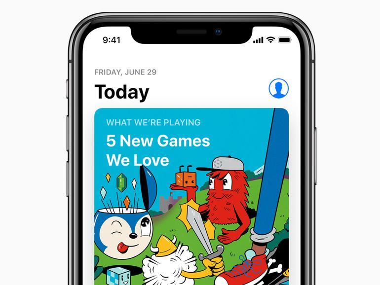 Apple App Store zieht dem Anwender mehr Geld aus der Tasche