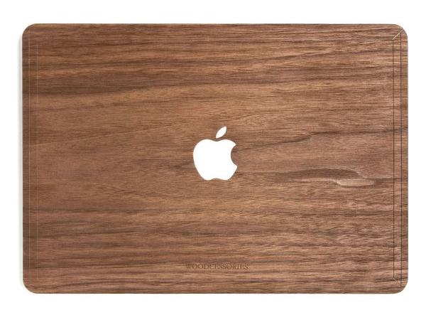 EcoSkin: MacBook Real Wood Cover