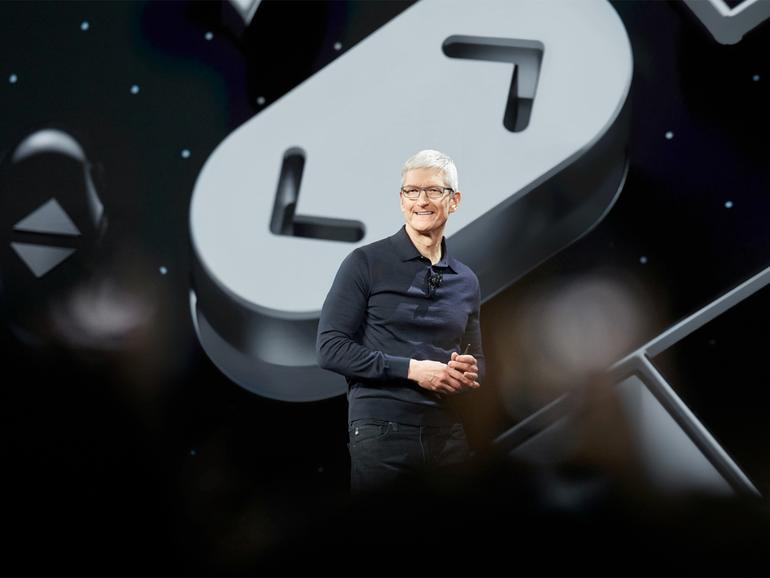 War unter Steve Jobs das Marketing besser?