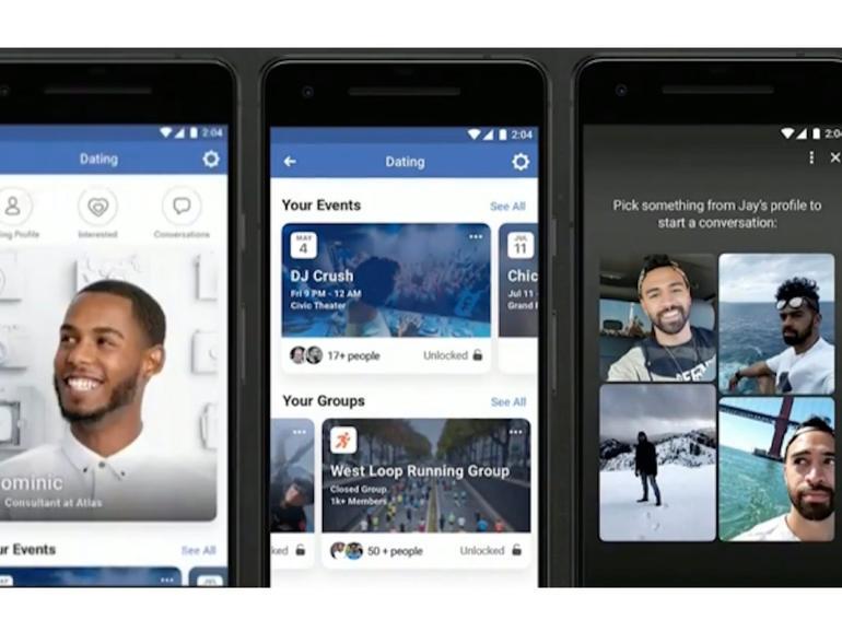 Facebook will Dating-Funktion in Haupt-App einbauen