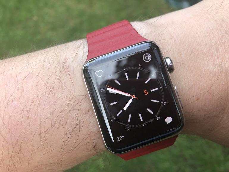 Erster Jailbreak für Apple Watch ist da