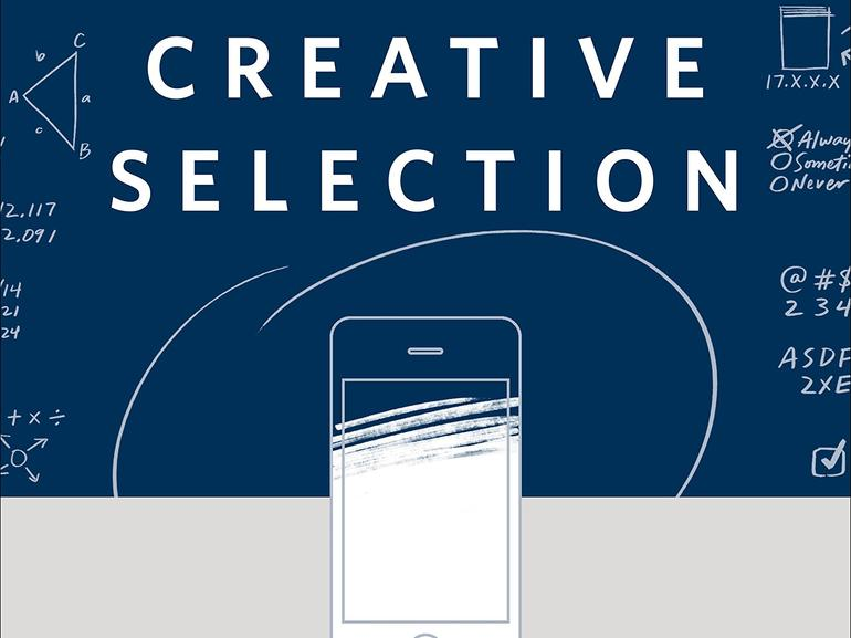 Buch-Cover von Creative Selection