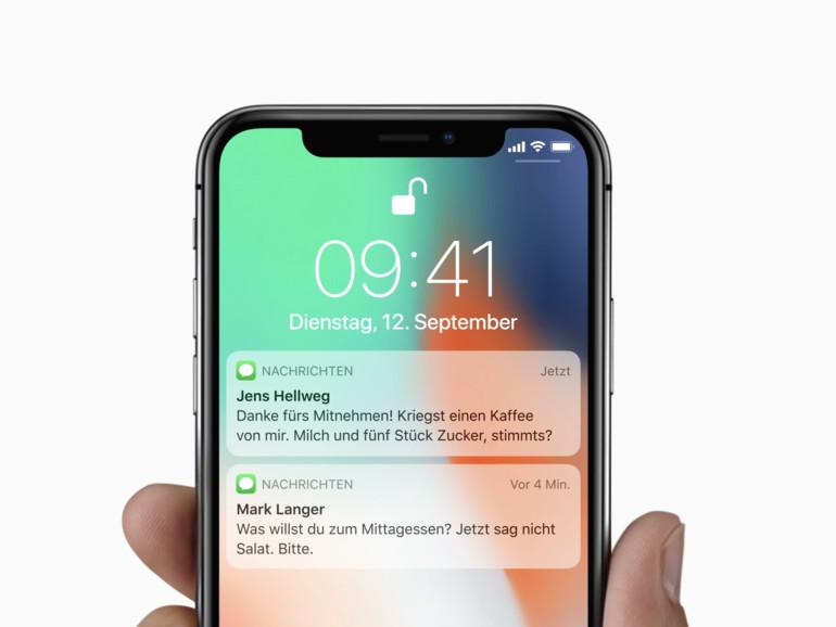 """Zulieferer für """"Face ID""""-Komponenten erhöht Produktion für neue iPhone- & iPad-Modelle"""