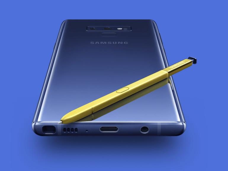 iPhone X schlägt frisch vorgestelltes Samsung Galaxy Note 9 im Leistungstest