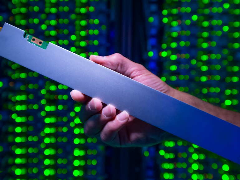 Intel SSD DC P4500 bietet bis zu 32 TB.