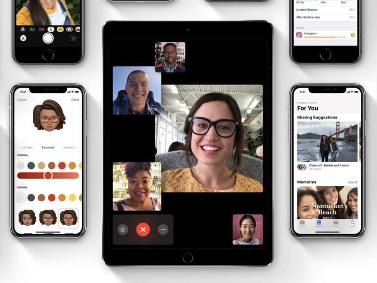 """iOS 12: FaceTime für Gruppen auf """"später"""" verschoben"""