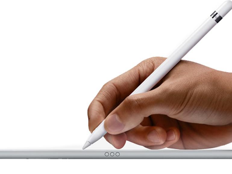Bislang nur auf dem iPad: der Apple Pencil
