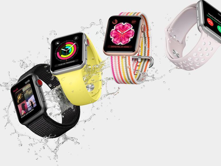 Vier Uhren, zwei Größen, acht Modelle und in Zukunft zwei weniger