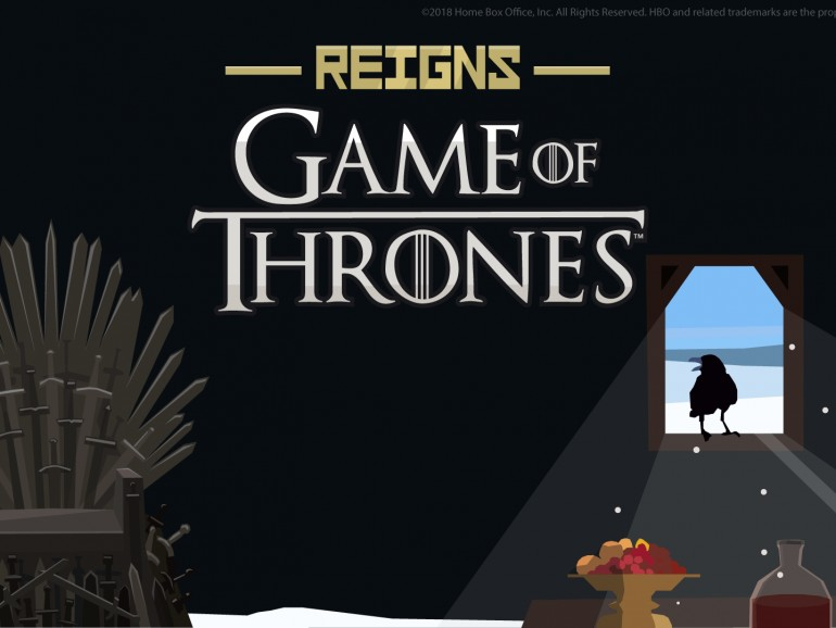 Screenshot aus Reigns: Game of Thrones