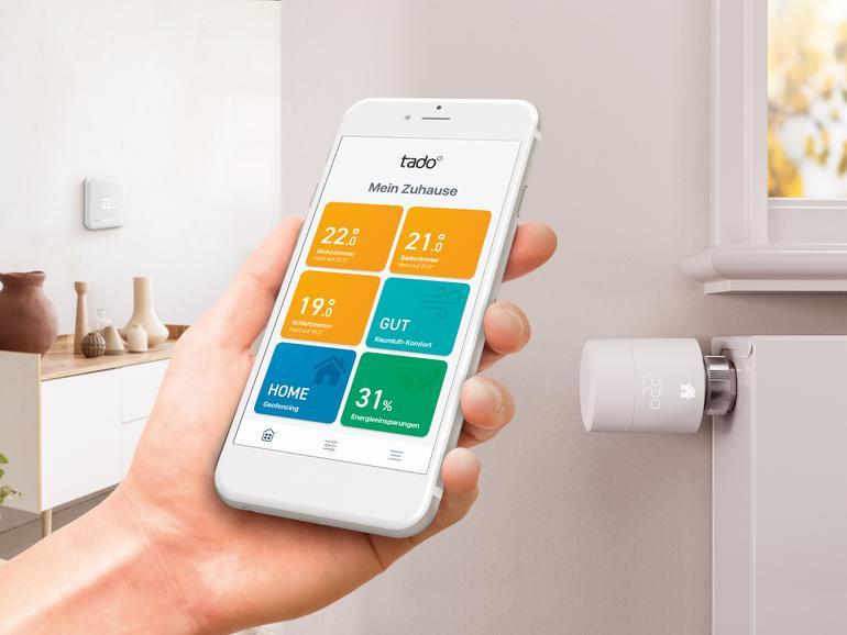 IFA 2018: tado° zeigt neue smarte Thermostate und neue App
